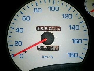 195,000km